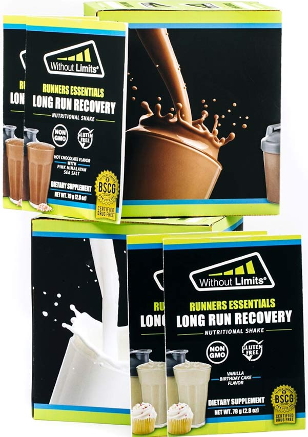 Runners Essentials Scott W. Tunis MD. Groundbreaking Supplement for Runners and Endurance Athletes: LONG RUN RECOVERY Nutritional Shake