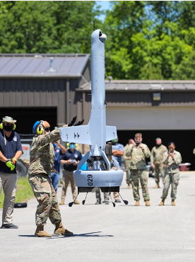 Soldiers from 2nd BCT Strike 101st conducting flight operations. Airborne