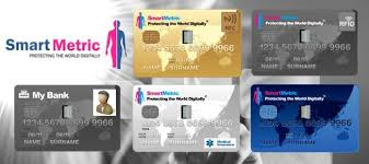 The Biometric Credit Card is here presented by SmartMetric, Inc