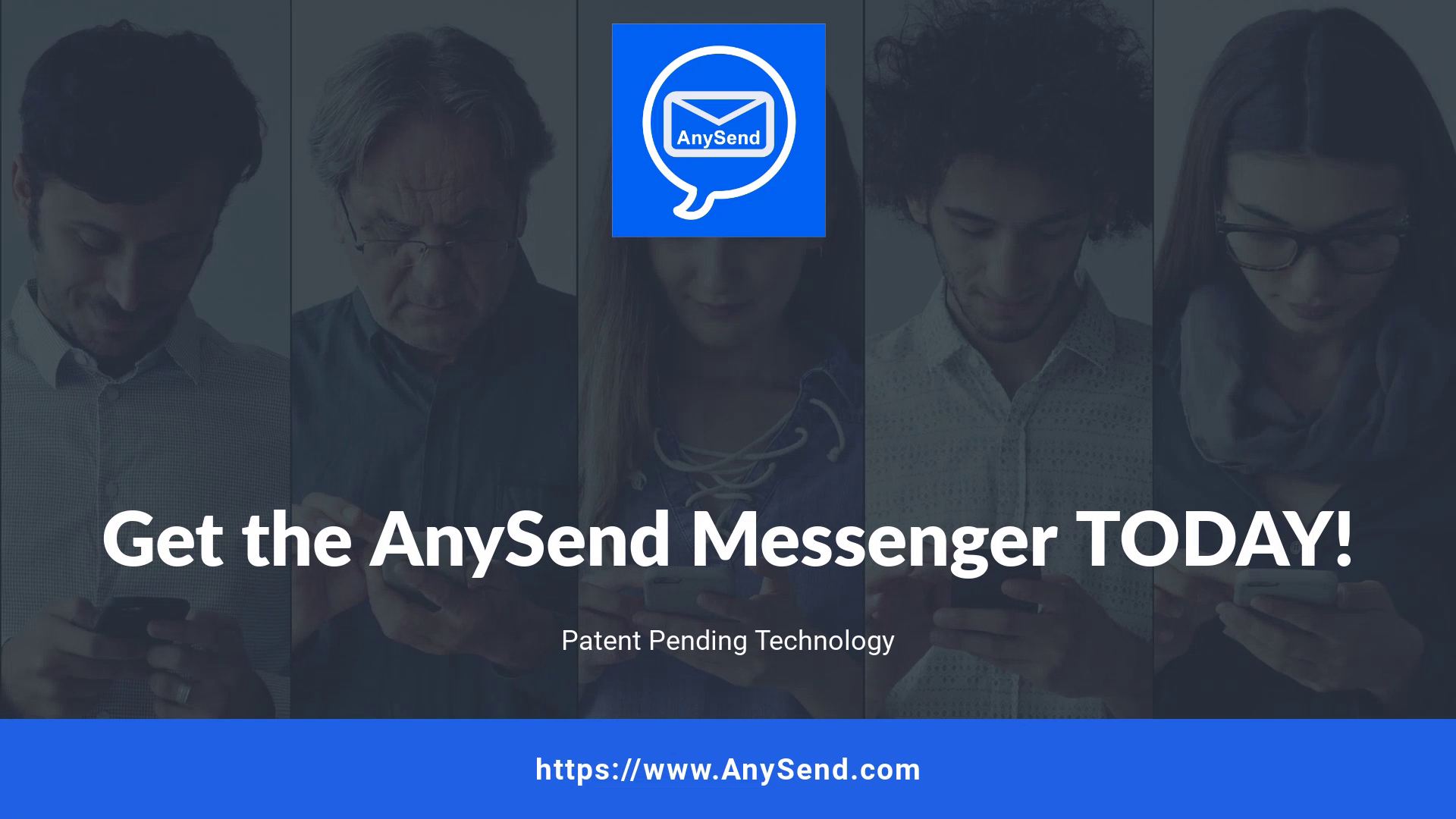 AnySend AI-Based Instant Multimedia Messaging