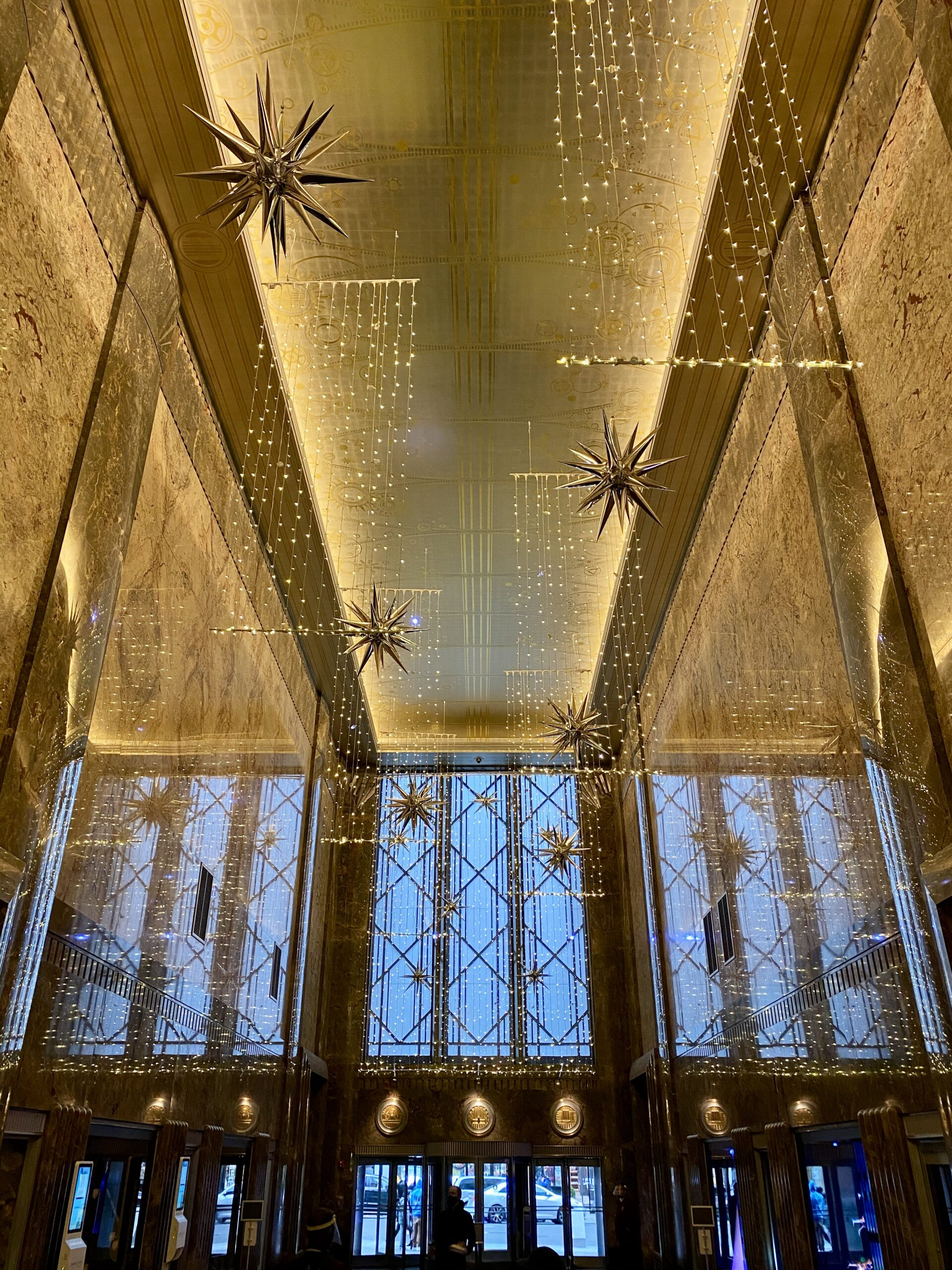 Green Arc Lighting Announces the Completion of Ground-Floor Lobby LED Lighting Conversion at the Empire State Building