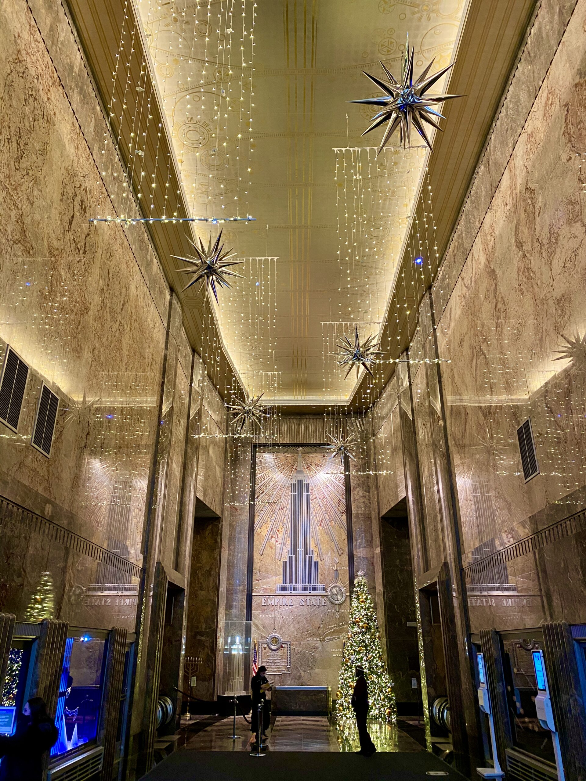 Green Arc Lighting LED Lighting Conversion Empire State Building
